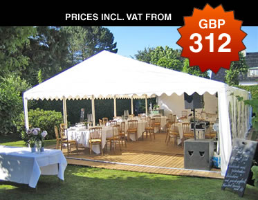Party tents Marquees for all celebrations, receptions and parties